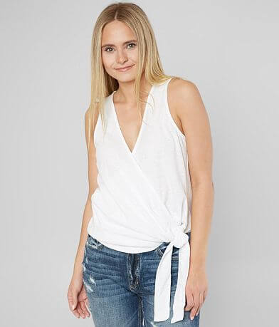 Z Supply The Wrap Tank Top
