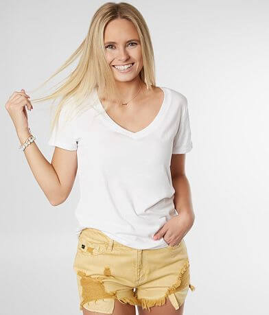 Z Supply The Perfect V-Neck T-Shirt