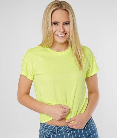 White Crow The Modern Neon Top