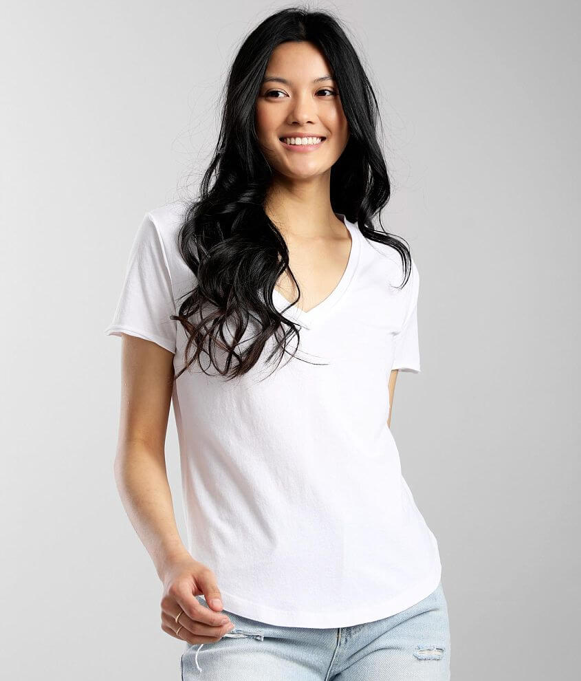 Z Supply The Organic Cotton T-Shirt front view