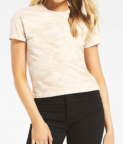 White Crow Modern Camo T-Shirt