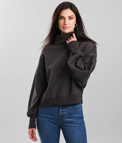 Z Supply Ellis Cropped Pullover