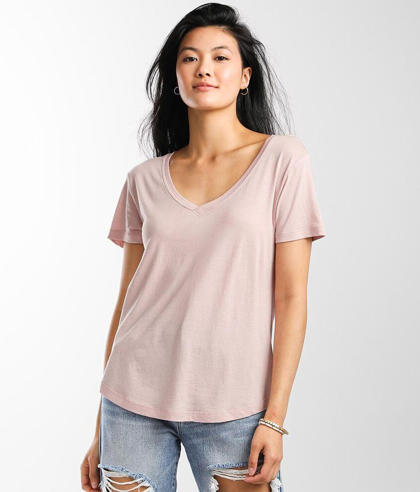 Z Supply Kasey Modal Blend T-Shirt front view