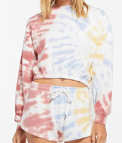 Z Supply Britton Tie Dye Pullover