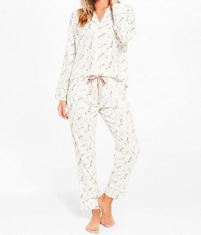 Z Lounge Dream State Vino Pajama Set