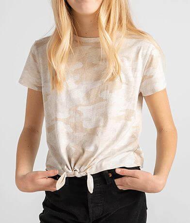 Girls - Z Supply Memphis Camo T-Shirt