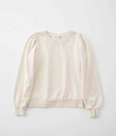 Girls - Z Supply Zoe Crew Neck Sweatshirt