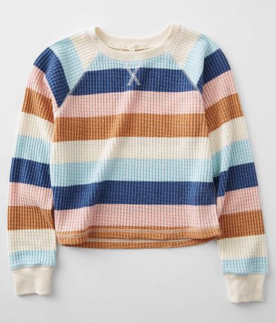 Girls - Z Supply Reagan Striped Top