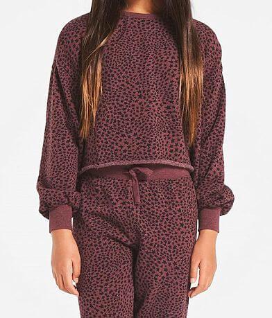 Girls - Z Supply Mayori Star Print Sweatshirt