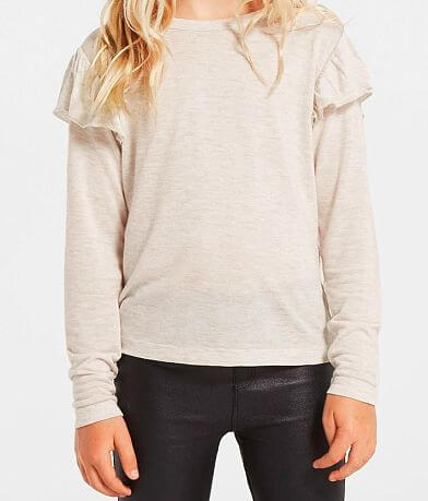 Girls - Z Supply Luna Sparkle Top