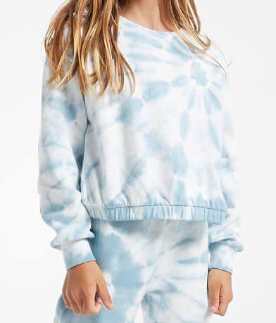 Girls - Z Supply Carmen Tie Dye Sweatshirt