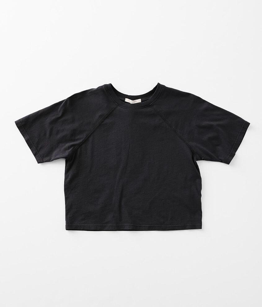 Girls - Z Supply Aubrey Organic T-Shirt front view