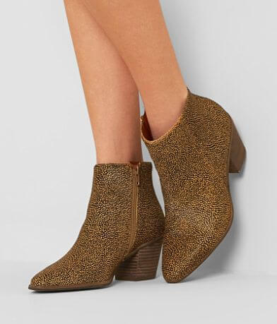 Lucky Brand Linnea Leather Ankle Boot