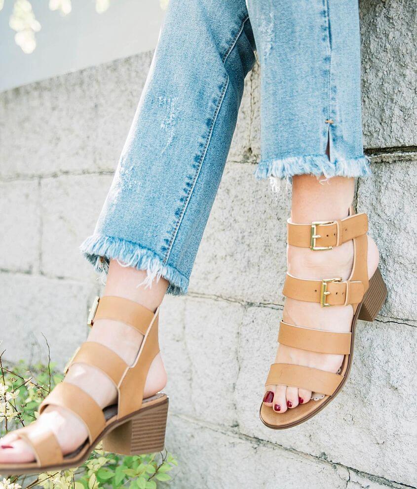 Zigi Soho Taszia Heeled Sandal front view