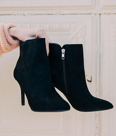 Zigi Soho Faux Suede Pointed Ankle Boot