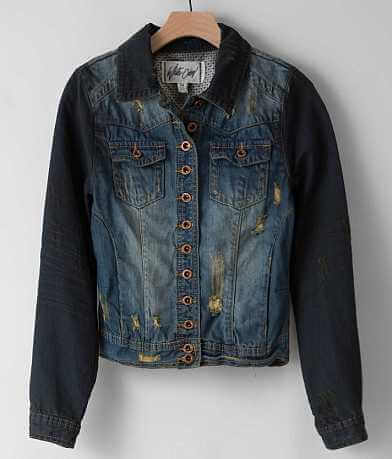 White Crow Denim Jacket