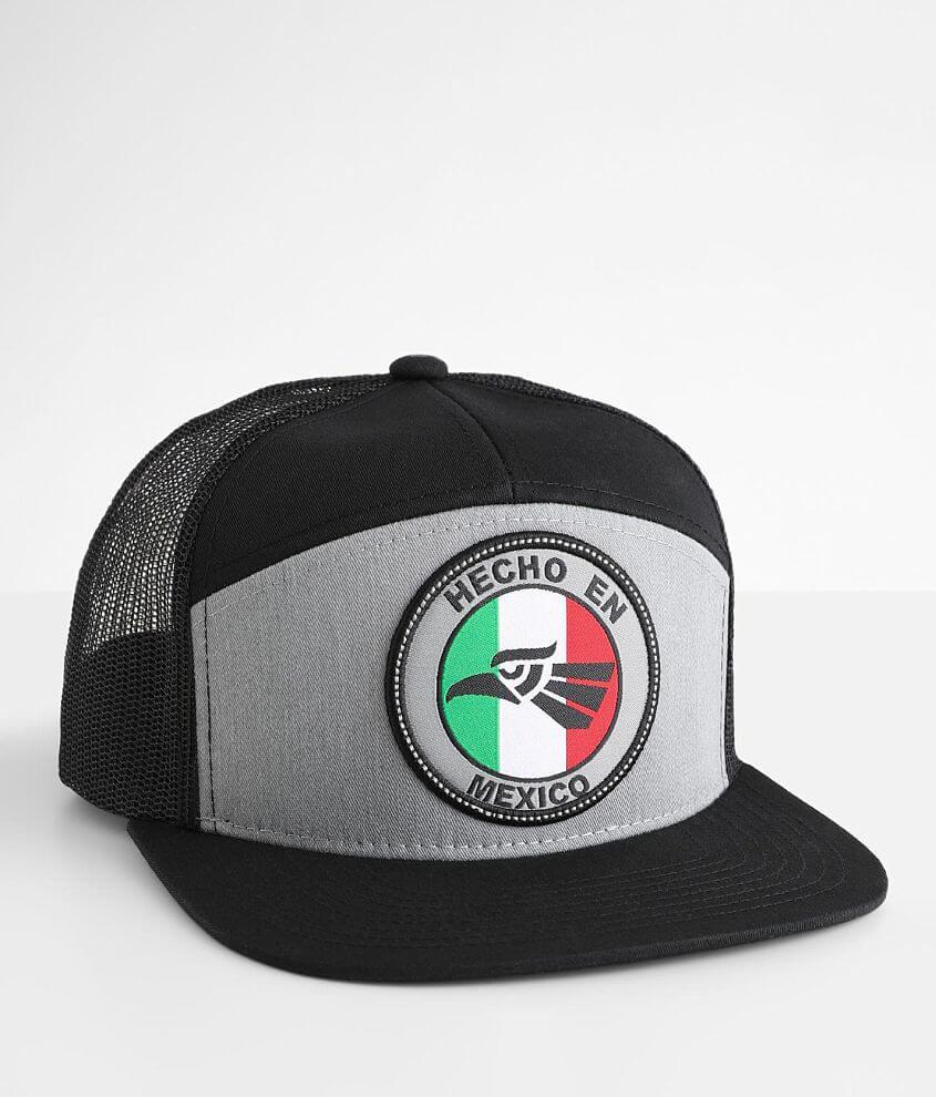 Zion Hecho En Mexico Trucker Hat front view
