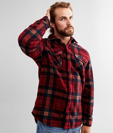 Departwest Flannel Shacket