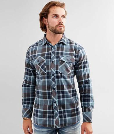 Departwest Plaid Fleece Shirt