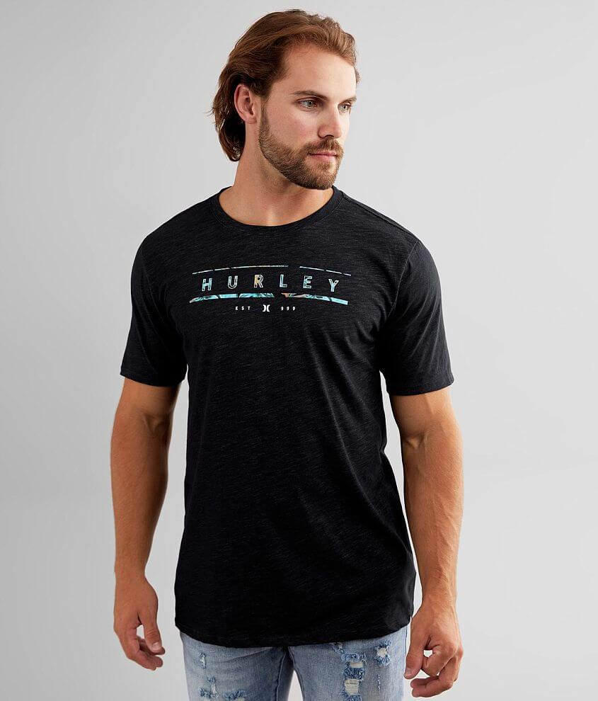 Hurley Bars DRI-FIT T-Shirt front view