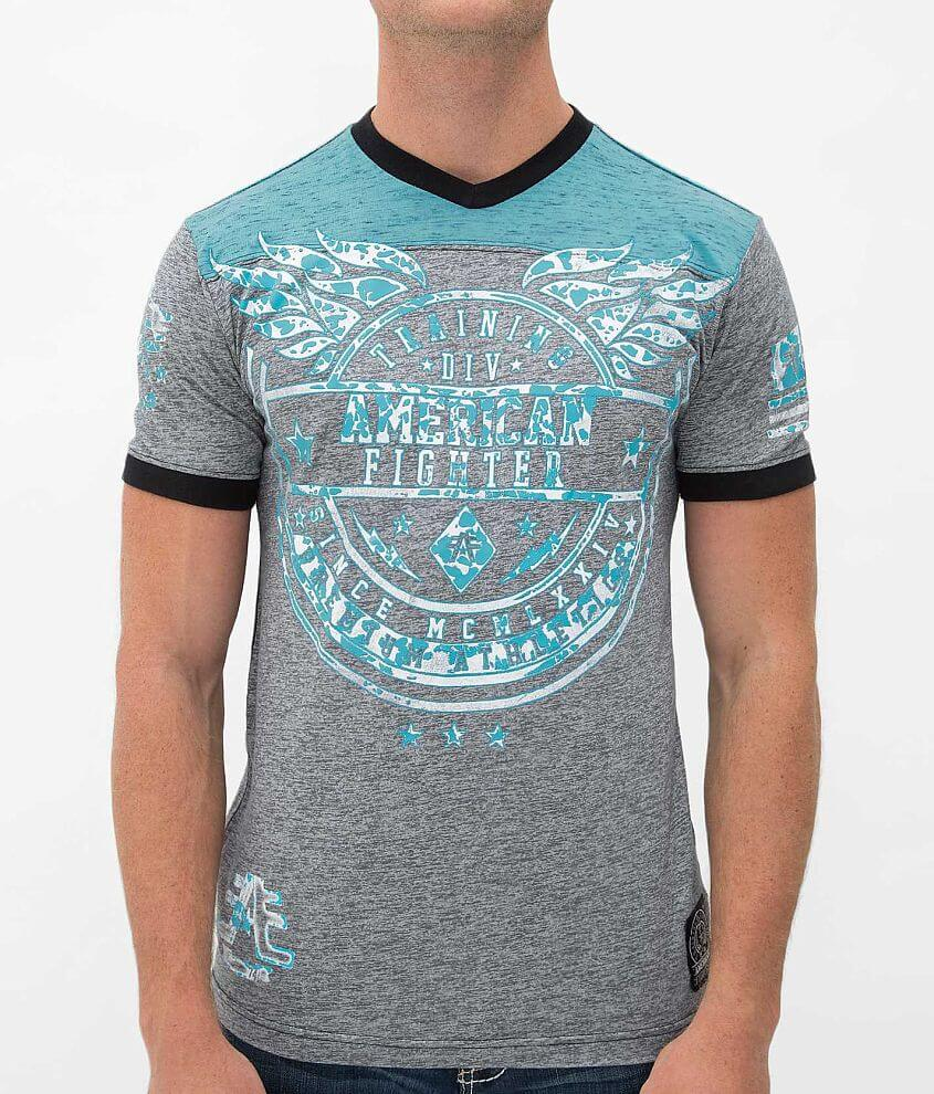 American Fighter Defiance T-Shirt front view