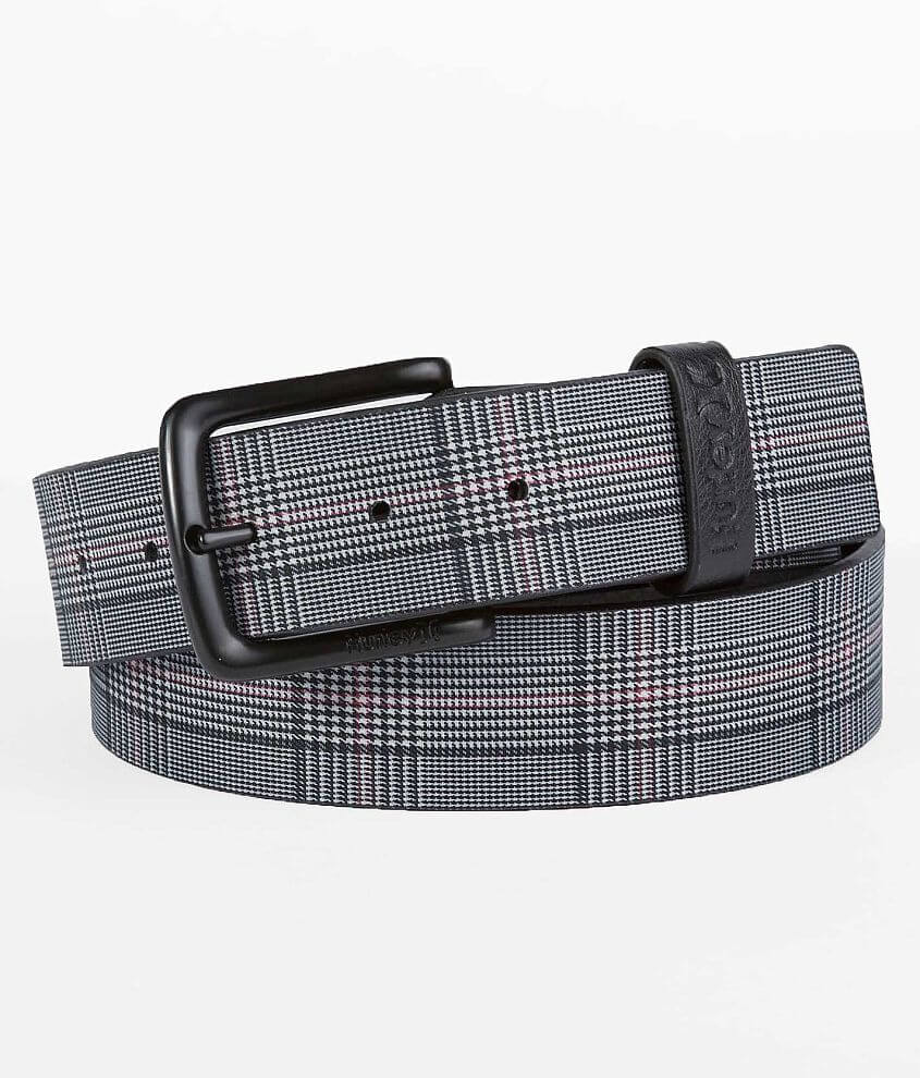 Hurley Capital Fitted Belt front view